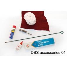 DBS Cleaning Rod Cotten Gun Oil 1