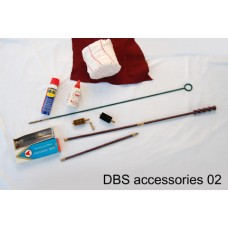 DBS Cleaning Rod Cotten Gun Oil